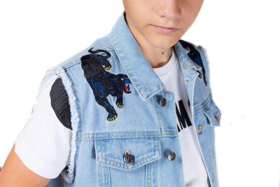 Куртка-жилетка  BASILE