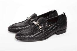 Обувь мужская  CALF BLACK
