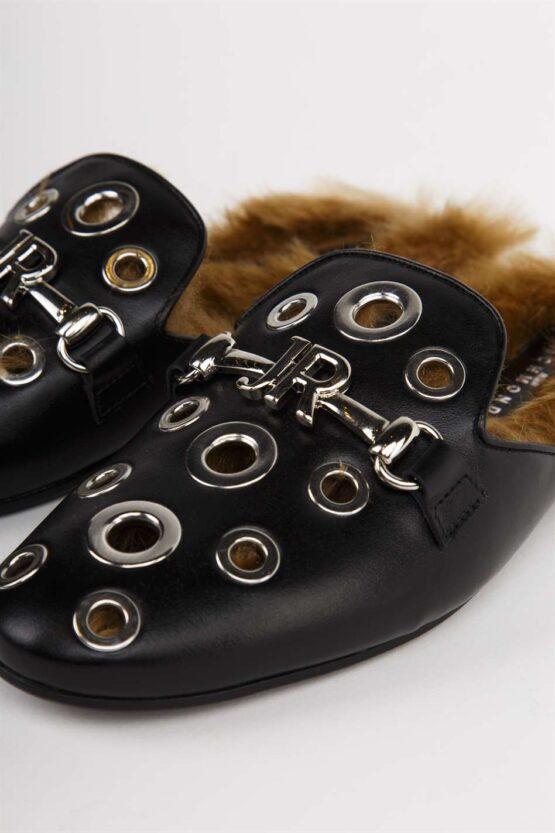 Обувь женская  CALF BLACK