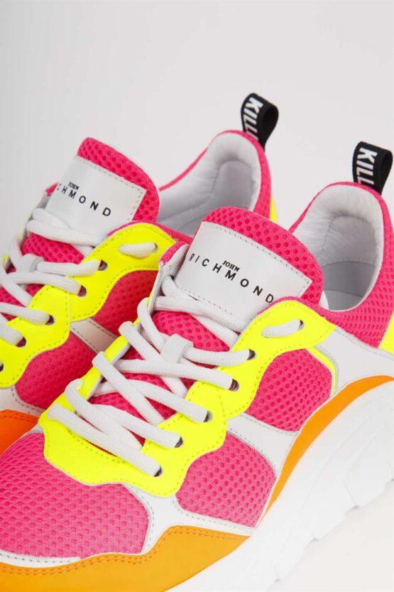 Обувь женская  FLUO PEL ARANCIO