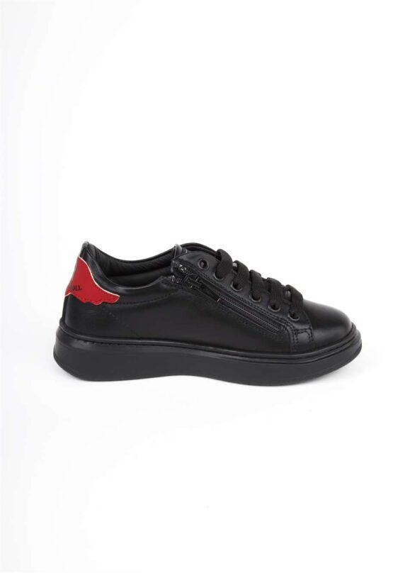 Обувь детская  CALF BLACK
