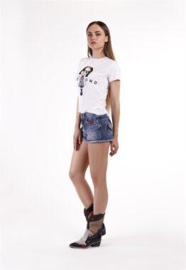 Шорты джинсовые RIDLES(KATE)