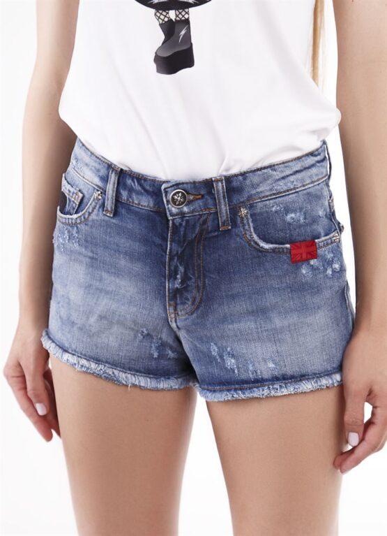 Шорты женские джинсовые RIDLES (KATE)