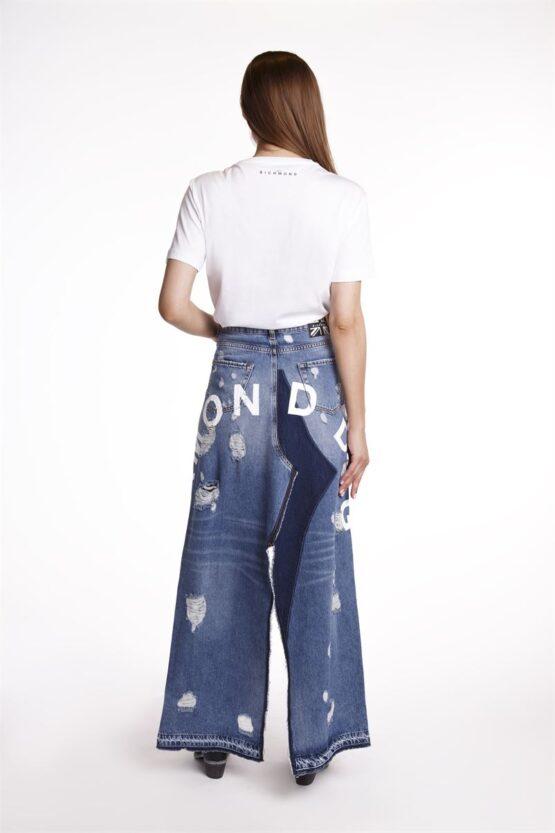 Юбка длинная джинсовая JORDIN (AP)