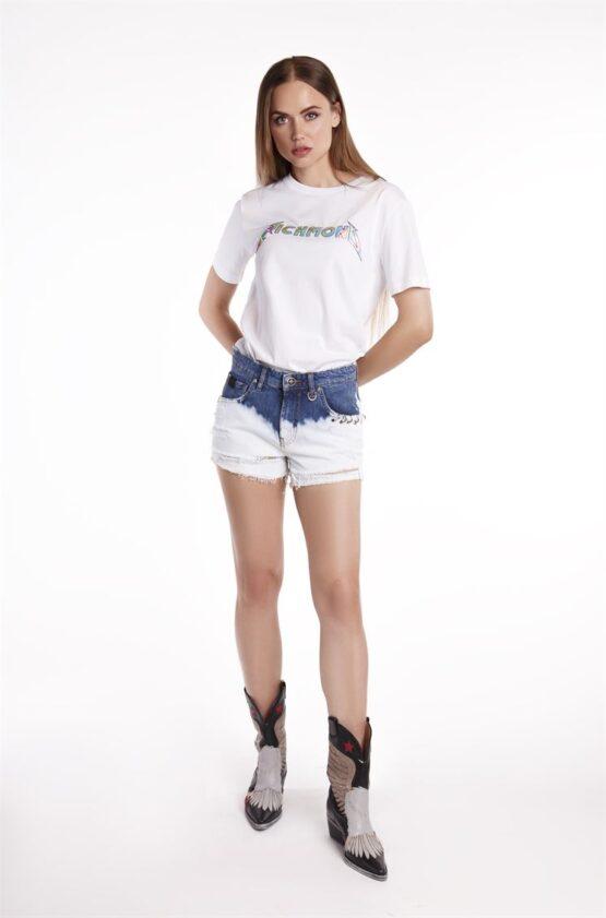 Шорты женские джинсовые HARBERT (PATTY)