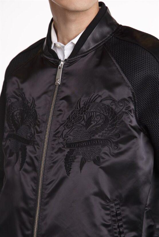 Куртка-бомбер мужская FUBSTER