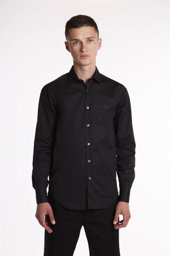 Рубашка мужская TOWOC - 52, Черный