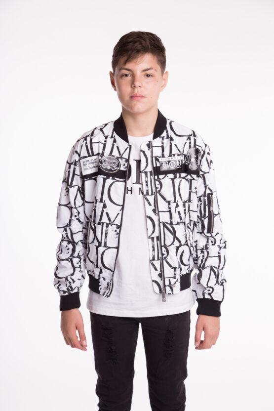 Куртка-бомбер детская CABALLEROS
